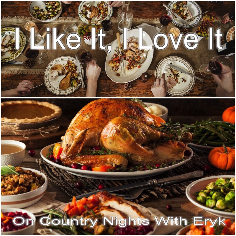 I Like It, I Love It on Country Nights - October 1