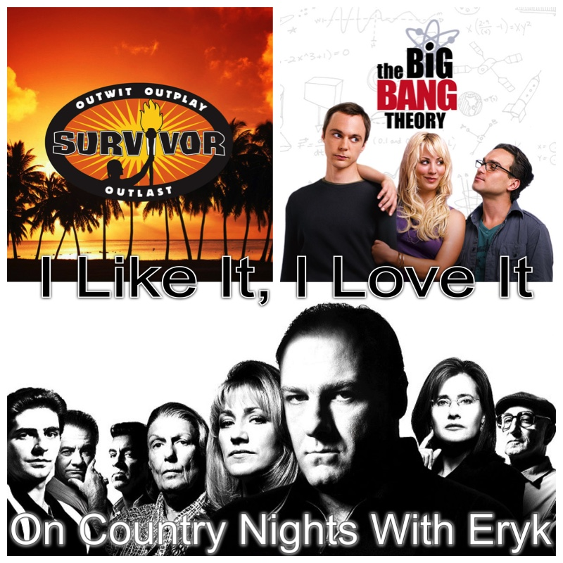 I Like It, I Love It On Country Nights - Sept. 24