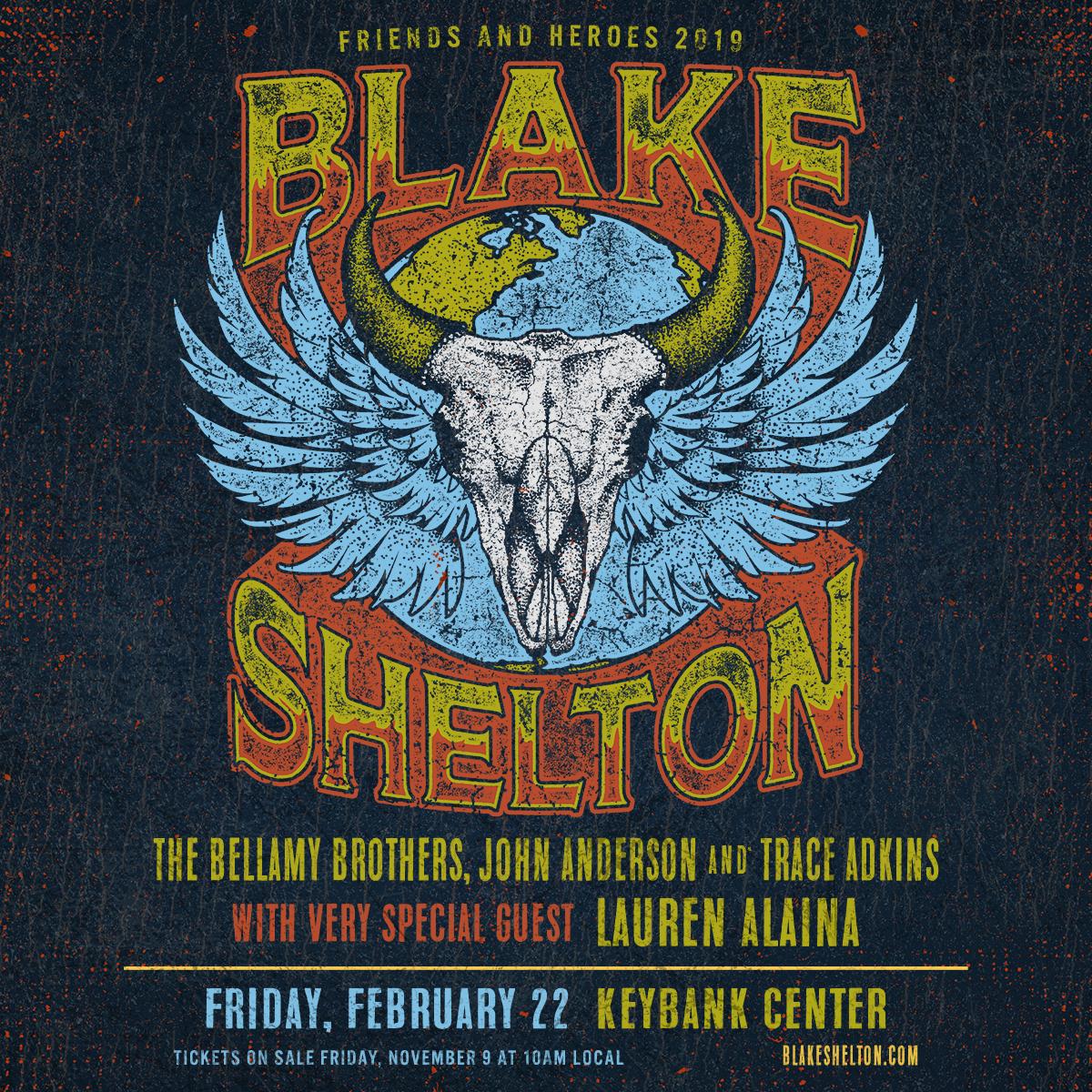Winning Your Way To Blake Shelton
