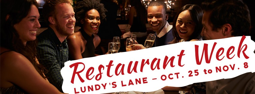 Restaurant Week on Lundy's Lane