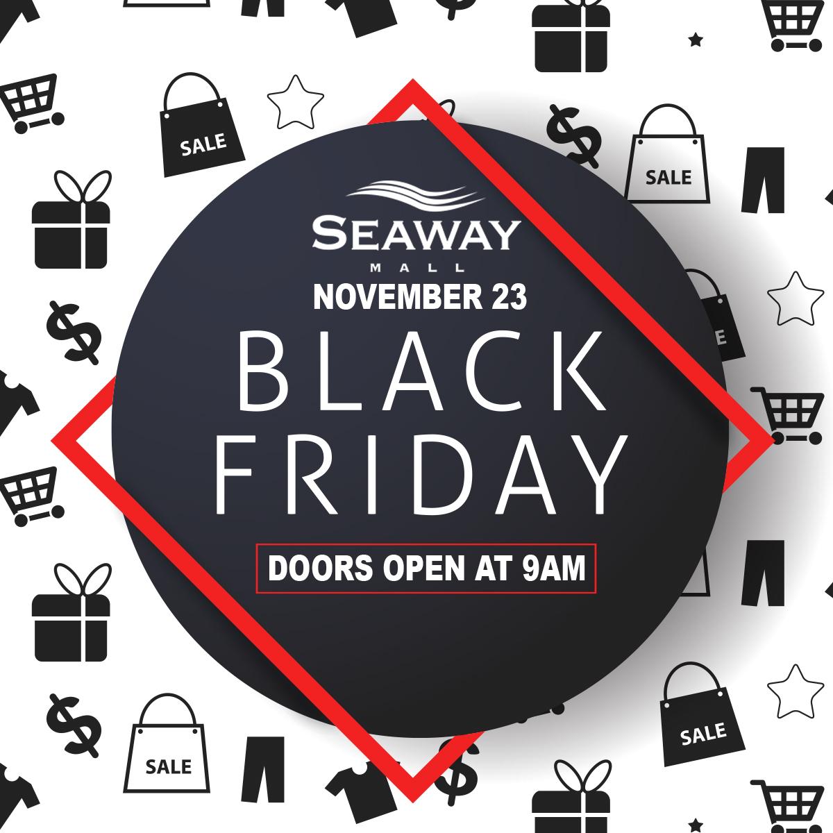 Seaway Mall: Black Friday