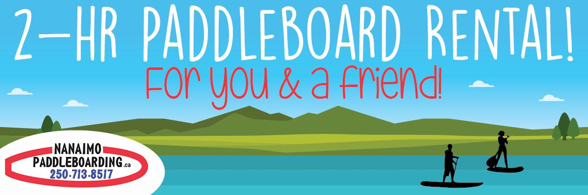 Nanaimo Paddleboarding Giveaway!