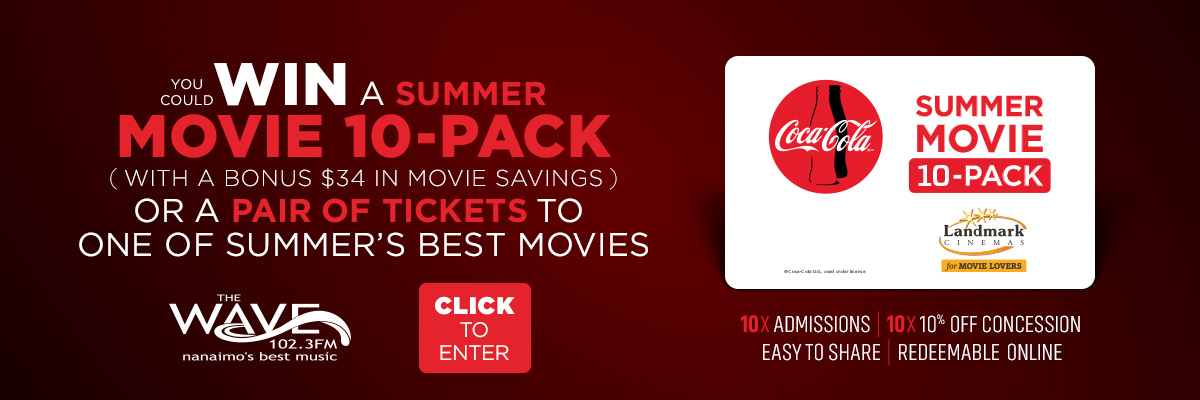 Landmark Cinema Movie Passes Giveaway!