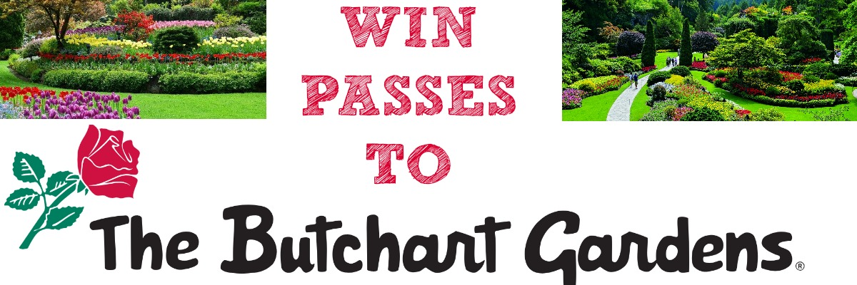 The Butchart Gardens Spectacular Summer Evenings Giveaway
