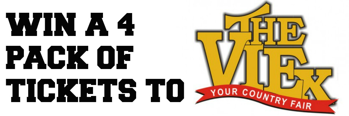 Win a pack of 4 VIEX passes!!