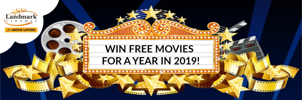 Win Free Movies For A Year!!!