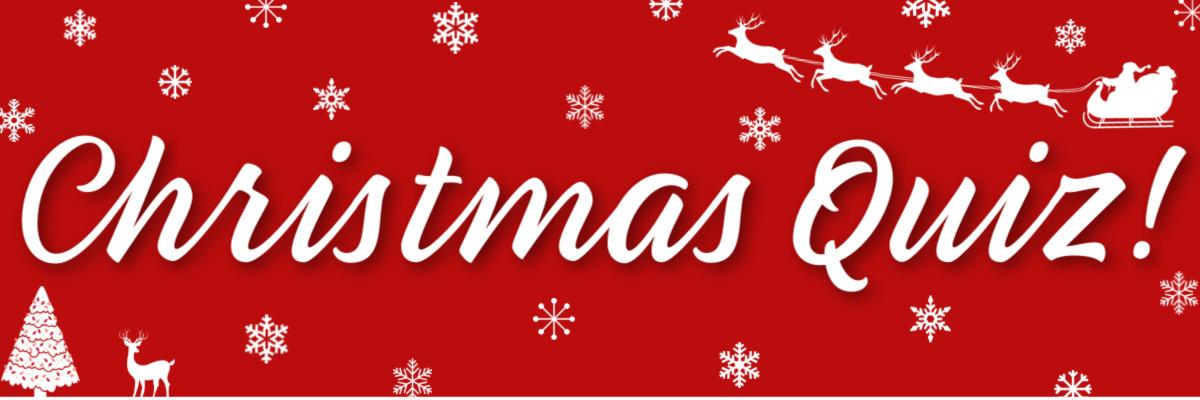 WAVE CLUB – Christmas Quiz!