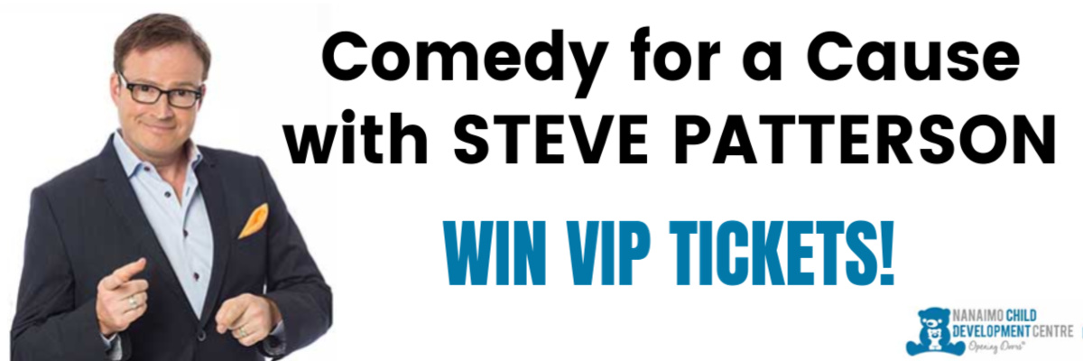 Win Tickets To Comedy For A Cause!