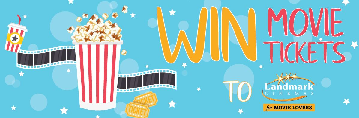Landmark Movie Passes Giveaway!