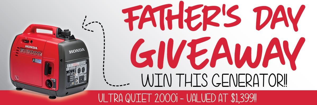 Father's Day Generator Giveaway
