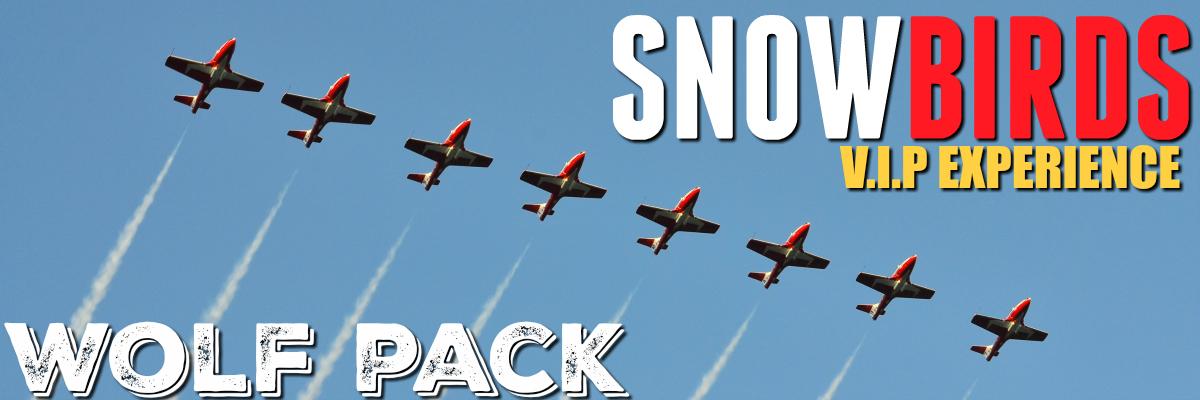 Snowbirds VIP Contest