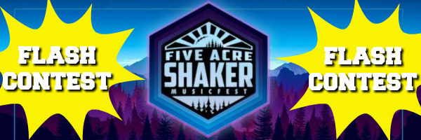 5 Acre Shaker WOLF PACK