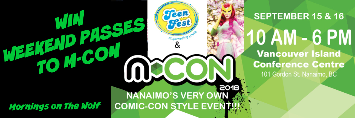 WIN Weekend Passes to M-CON!
