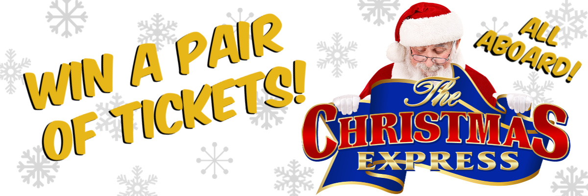 Win Tickets To Board The Christmas Express!