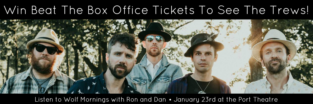 Win Beat The Box Office Tickets To The Trews!