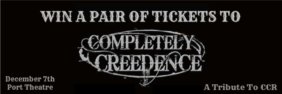 Win Tickets To Completely Creedence