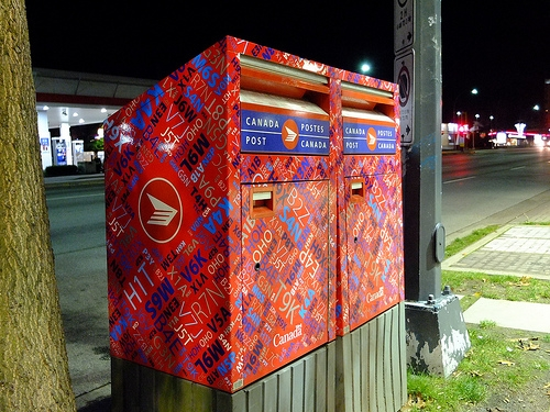 Canada Post is Getting Ready for a Busy Holiday Season