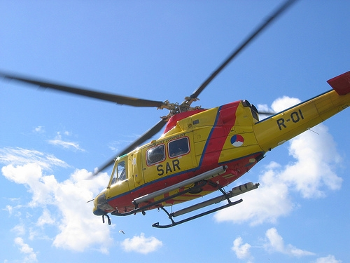 Man Rescued From Strathcona Park