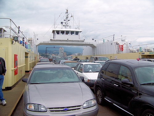Changes Coming To BC Ferries