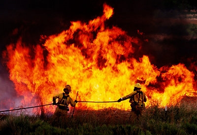 Fort Mac Wildfire Top Weather Story of 2016