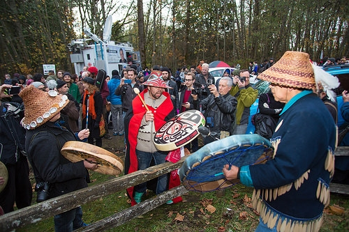 Three First Nations Challenge Pipeline Proposal
