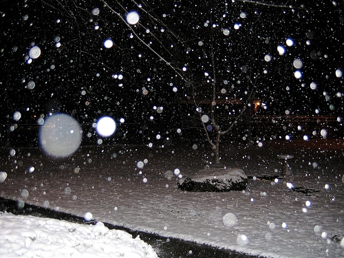 More Wintry Weather Blankets The Region
