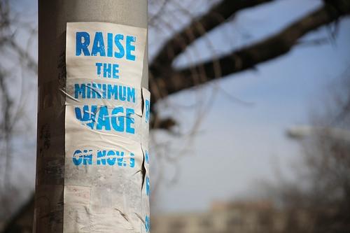BC's Minimum Wage Set To Increase Again