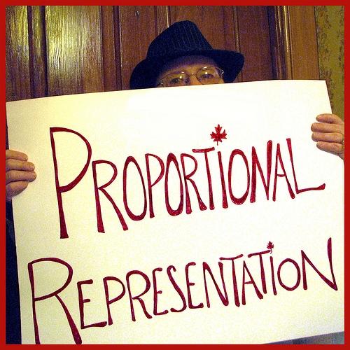 Liberals Abandon Electoral Reform