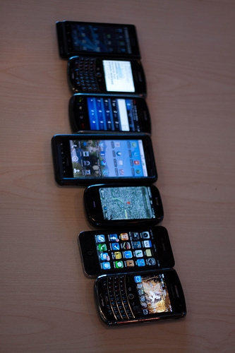 RCMP Seeking Old Cell Phone Donations