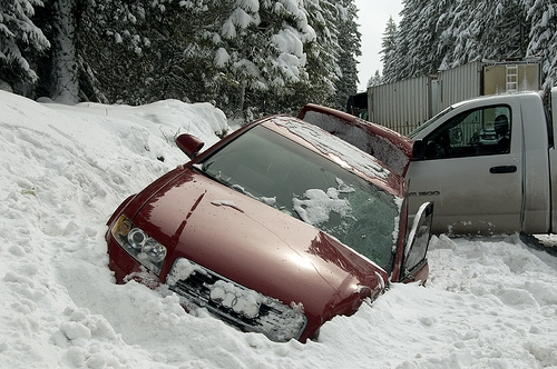 RCMP Respond To Weather-Related Crashes