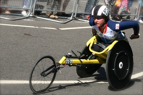 Stillwell Retiring From Paralympic Sports