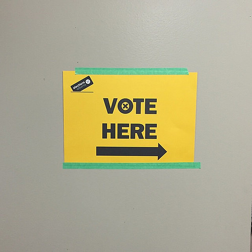 BC Election-Advance Voting