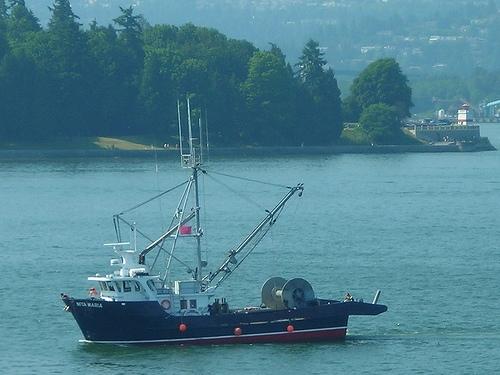 TSB-Fishing Boat Sinking