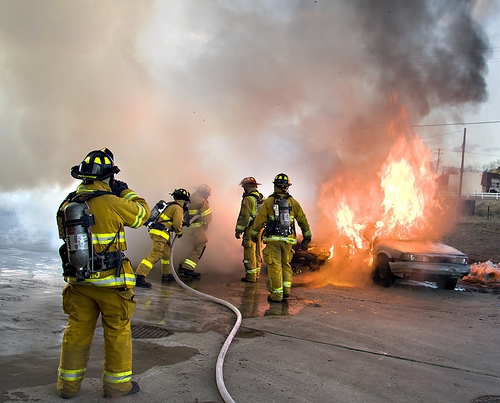 Firefighter Occupational Diseases