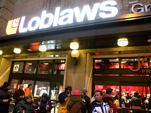 Loblaws-Chicken Abuse