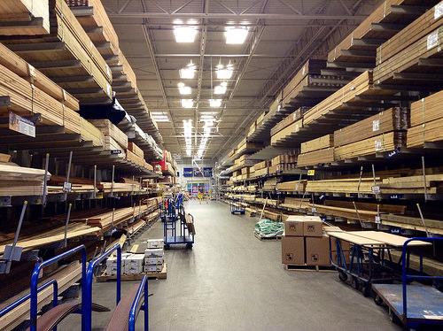 US Softwood Lumber Duty