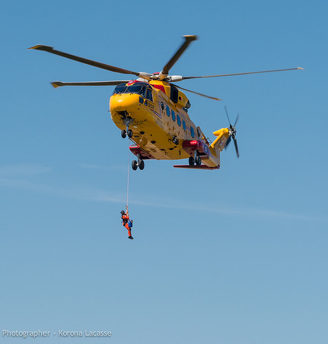 Patient Rescued From Fishing Vessel