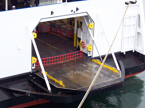 New Ferry For Northern Route