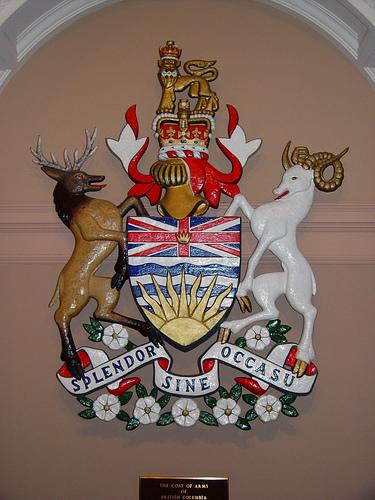 BC Legislature Called Back