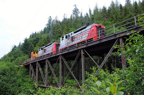 Two Dead After Train Derailment Near Woss