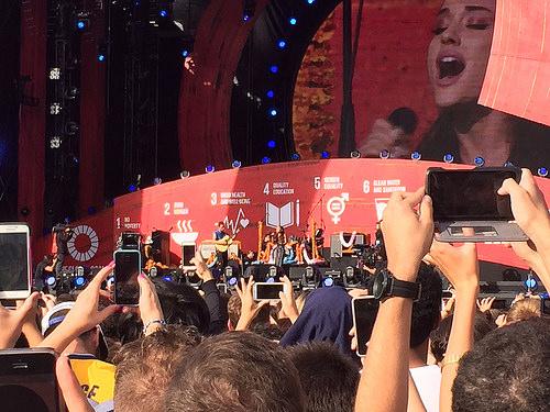 Attack at Ariana Grande Concert