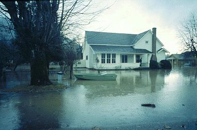 Flooding In BC Interior