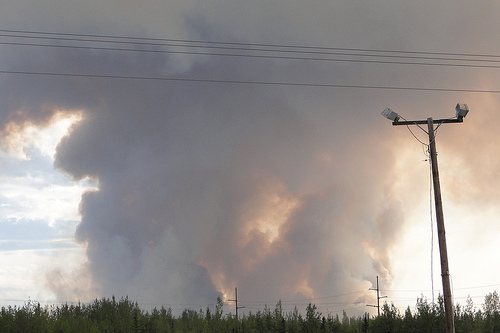 Wildfire State of Emergency Extended