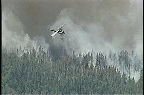 BC Wildfires