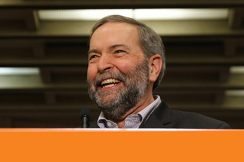 NDP Members Vote For New Leader