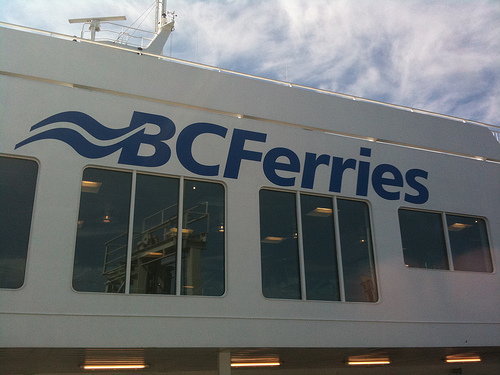 BC Ferries Delays