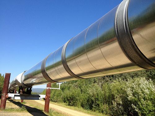 Keystone X-L Pipeline Leak