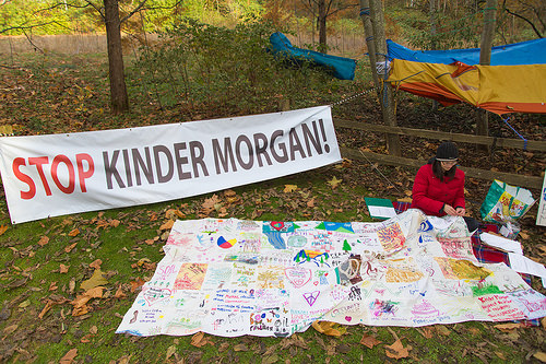 Kinder Morgan-Bitumen