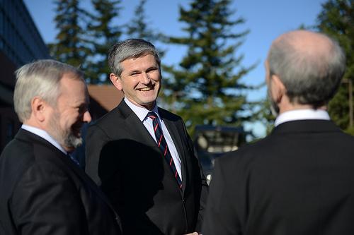 New BC Liberal Leader