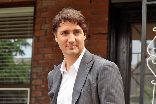 Trudeau-Nanaimo